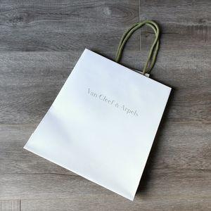 Van Cleef Paper Shopping Bag
